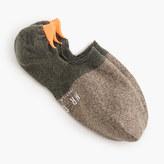 Mr. GrayTM two-tone loafer socks