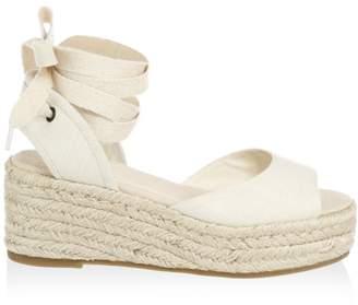 Soludos Open Toe Platform Sandals