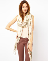 Warehouse Fall Bird Scarf
