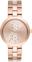 MICHAEL Michael Kors 39mm Garner Chronograph Bracelet Watch, Rose Golden