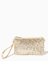 Charming charlie Night Out Sequin Crossbody
