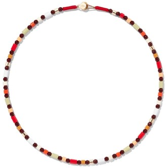 Roxanne Assoulin Cranberry necklace