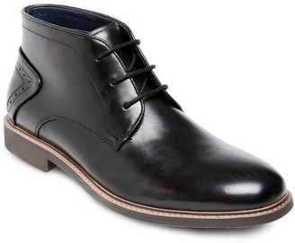 Steve Madden Backster Plain Toe Chukka Boot