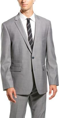 Vince Camuto 2Pc Wool-Blend Suit