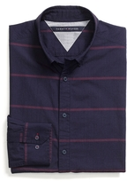 Tommy Hilfiger Slim Fit Stripe Shirt