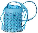 Paco Rabanne Iconic Bucket in Sleek Calf