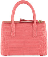 Nancy Gonzalez Nyx Mini Crocodile Tote Bag