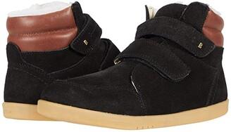 Bobux Timber Arctic (Toddler/Little Kid) (Black) Kid's Shoes