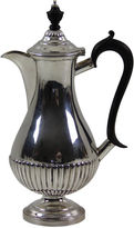 One Kings Lane Vintage English Fluted Jug, C. 1885