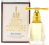 Juicy Couture I Am Juicy Ladies Eau de Parfum Spray, 1.7 oz./ 50 mL