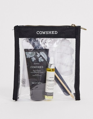 Cowshed Manicure Kit-No Colour
