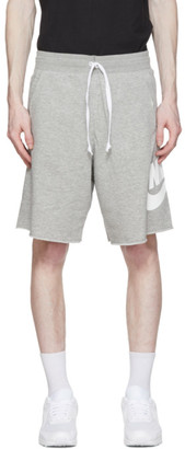 Nike Grey Sportswear Shorts
