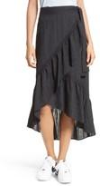 A.L.C. Women's Charmaine Ruffle Skirt