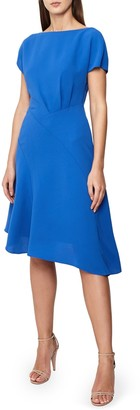 Reiss Victoria Asymmetrical Dress