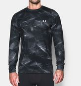 Under Armour Men's UA ColdGear® Armour Printed Crew