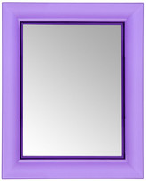 Kartell Francois Ghost Mirror - Purple - Small