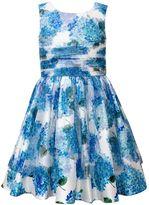Bonnie Jean Girls 7-16 Floral Skater Dress
