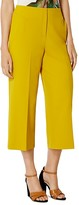 Karen Millen Cropped Wide Leg Pants