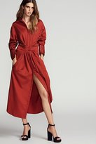 Nicholas K Hook Shirt Dress by at Free People