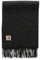 Carhartt WIP Clan Wool Scarf Black