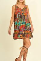 Umgee USA Tropical Paradise Dress
