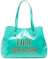 Love Moschino Front Logo Shoulder Bag