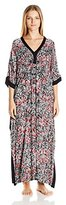 Ellen Tracy Women's V-Neck Caftan