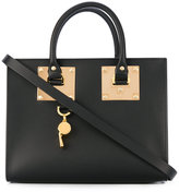 Sophie Hulme medium Albion box tote - women - Leather - One Size