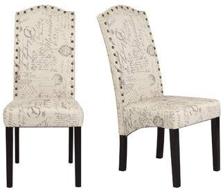 Ophelia Hartle Upholstered Dining Chair & Co.