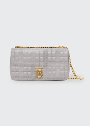 Burberry Lola TB Soft Quilted Crossbody Bag