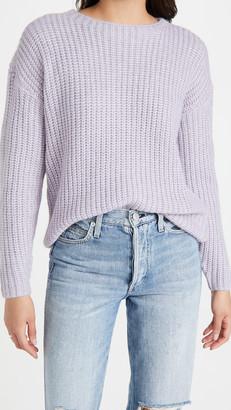 BB Dakota Knit's A Look Funnel Neck Sweater