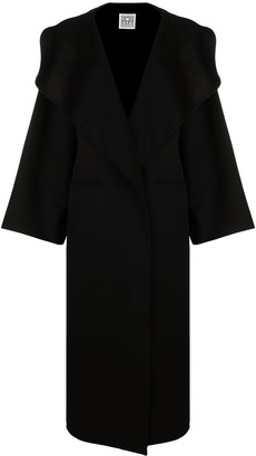 Totême Oversized Wool-Cashmere Coat