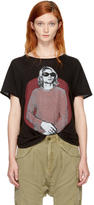 R 13 Black Kurt Boy T-Shirt