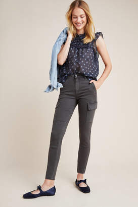 Joe's Jeans The Charlie High-Rise Cargo Skinny Jeans