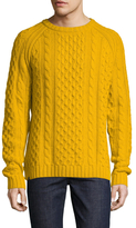 Wesc Wool Cable Knit Sweater