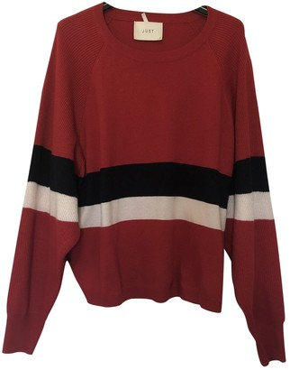 Just Female Red Knitwear for Women