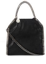 Stella McCartney Falabella tiny faux-suede cross-body bag