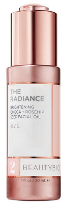 BeautyBio 1 oz. The Radiance Brightening Vitamin E + Rosehip Seed Facial Oil