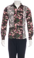 Givenchy Floral Woven Shirt