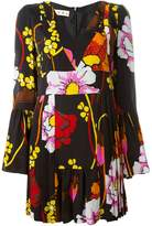 Marni Melodia Flower print dress