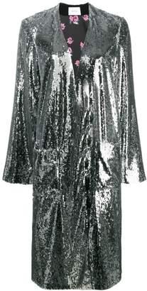 Racil Vivien sequin coat