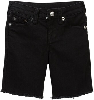 True Religion Slim Single End Shorts