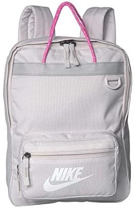 Nike Kids Tanjun Backpack (Little Kids/Big Kids) (Vast Grey/Vast Grey/White) Backpack Bags