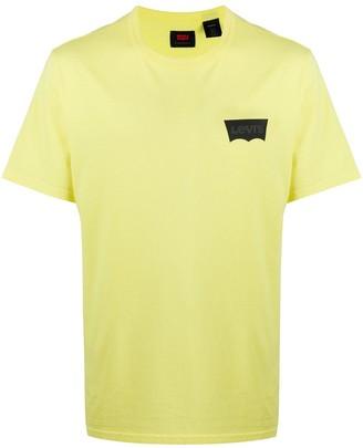 Levi's Housemark logo print T-shirt
