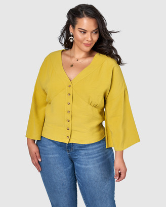 The Poetic Gypsy Temple Dream Blouse