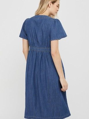 Monsoon Maisie Lenzing Tencel Denim Dress