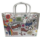 Anya Hindmarch Ebury All-over Stickers Tote