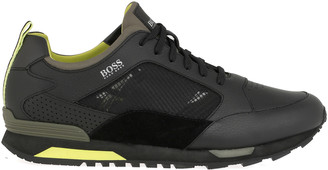 HUGO BOSS Parkour Running Net Sneaker