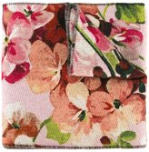 Gucci floral print scarf - women - Wool - One Size