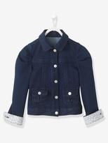 Vertbaudet Girls Denim Jacket